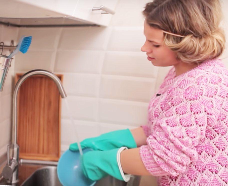 Чем же всё-таки мыть посуду?