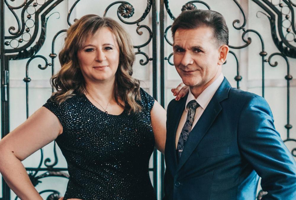 Основатели компании BONAMOR Алексей и Елена Перцевые